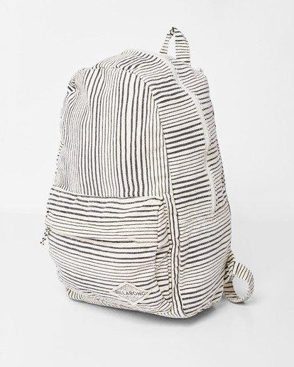 1 Hand Over Love Backpack White JABKCHAN Billabong