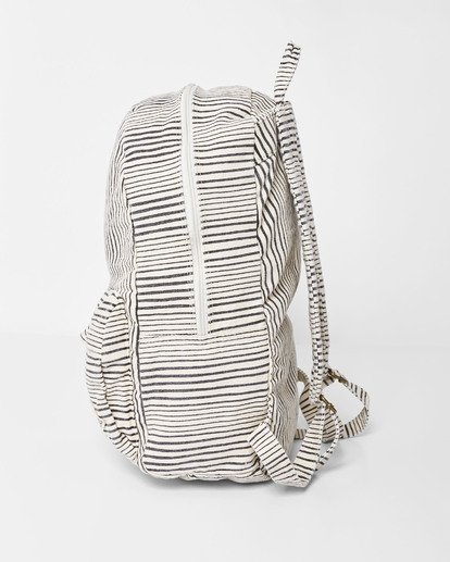 2 Hand Over Love Backpack White JABKCHAN Billabong
