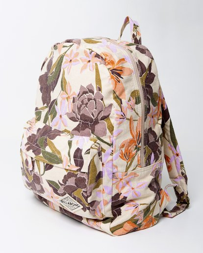 1 Hand Over Love Backpack Purple JABKCHAN Billabong