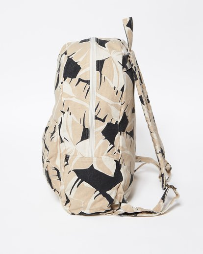 3 Hand Over Love Backpack Beige JABKCHAN Billabong