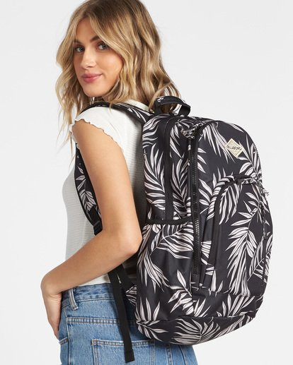 0 Roadie Backpack White JABKLROA Billabong