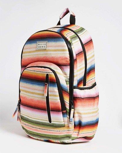 1 Roadie Backpack Red JABKLROA Billabong