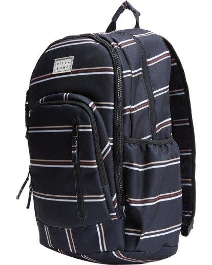 2 Roadie Backpack Black JABKLROA Billabong