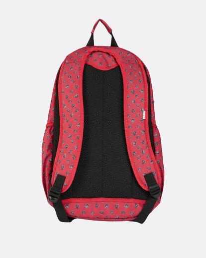 2 Roadie Backpack Red JABKLROA Billabong