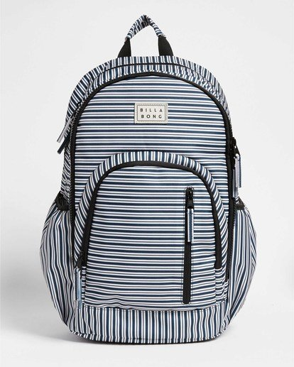 0 Roadie Backpack White JABKLROA Billabong