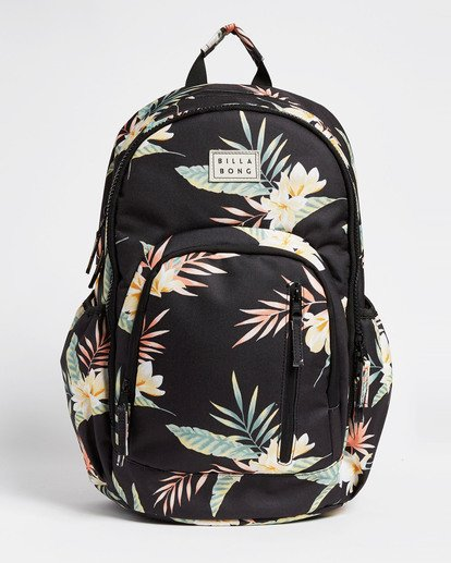 4 Roadie Backpack Black JABKLROA Billabong