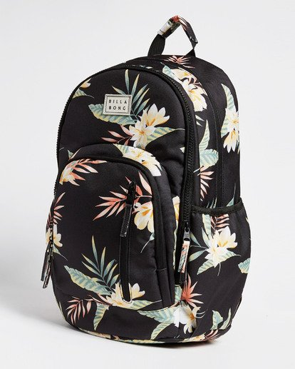 5 Roadie Backpack Black JABKLROA Billabong