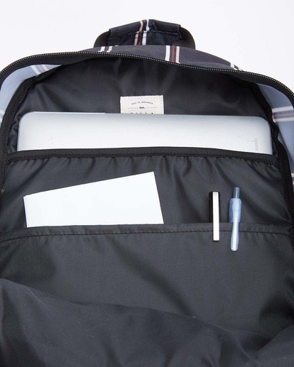 11 Roadie Backpack Black JABKLROA Billabong