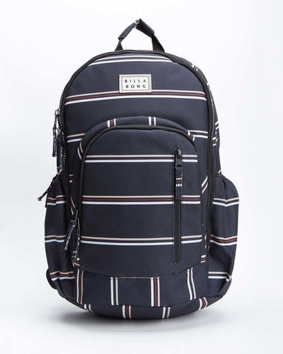 6 Roadie Backpack Black JABKLROA Billabong