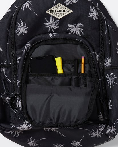 7 Roadie Backpack Black JABKLROA Billabong