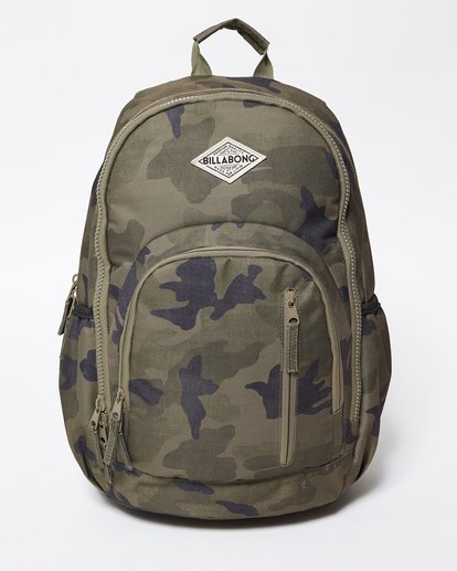 1 Roadie Backpack Camo JABKLROA Billabong