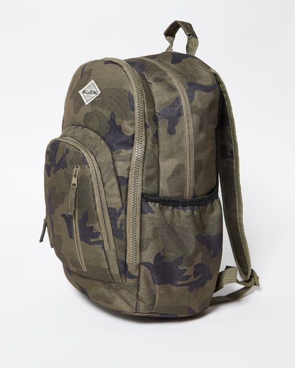 2 Roadie Backpack Camo JABKLROA Billabong