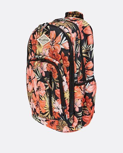 1 Roadie Backpack Pink JABKLROA Billabong