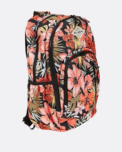 2 Roadie Backpack Pink JABKLROA Billabong