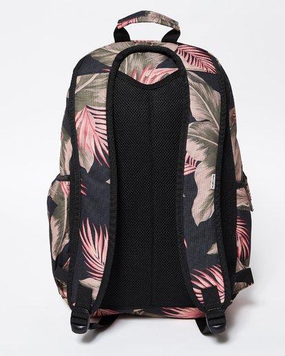 4 Roadie Backpack Green JABKLROA Billabong