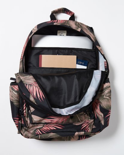 5 Roadie Backpack Green JABKLROA Billabong