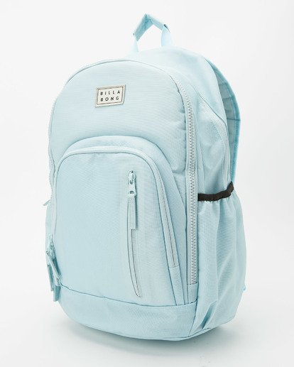 1 Roadie Backpack Yellow JABKLROA Billabong