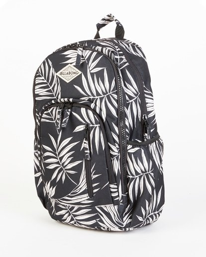 2 Roadie Backpack White JABKLROA Billabong