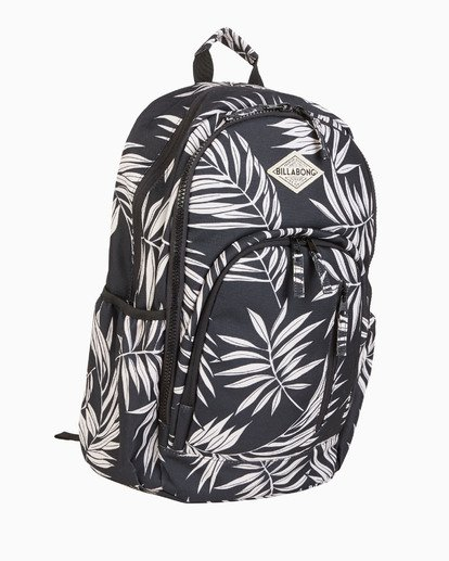 4 Roadie Backpack White JABKLROA Billabong