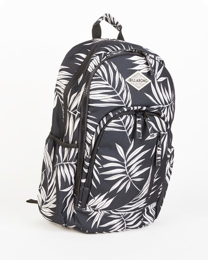 5 Roadie Backpack White JABKLROA Billabong