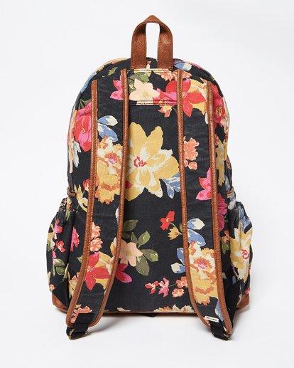 3 Home Abroad Backpack Black JABKQBHO Billabong