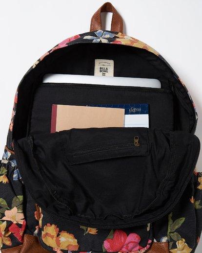 4 Home Abroad Backpack Black JABKQBHO Billabong