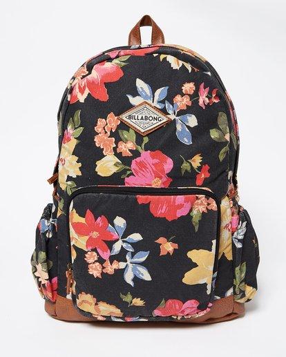0 Home Abroad Backpack Black JABKQBHO Billabong