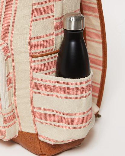 6 Home Abroad Backpack Red JABKQBHO Billabong