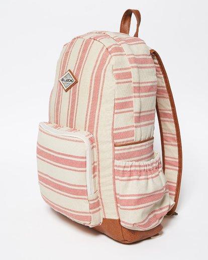 1 Home Abroad Backpack Red JABKQBHO Billabong