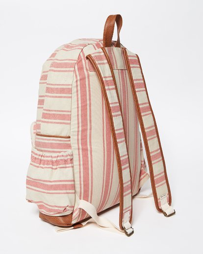 2 Home Abroad Backpack Red JABKQBHO Billabong