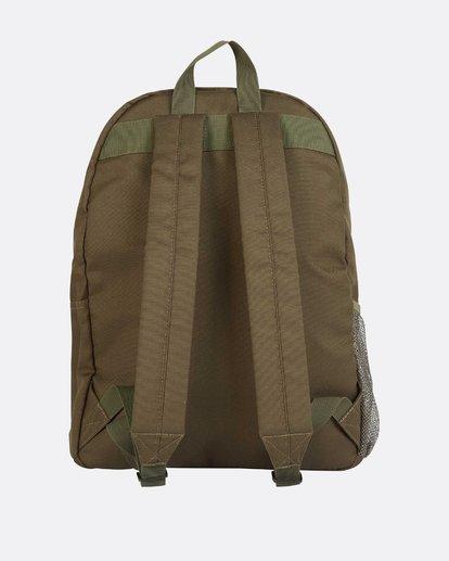 2 Schools Out Backpack Green JABKQBSC Billabong