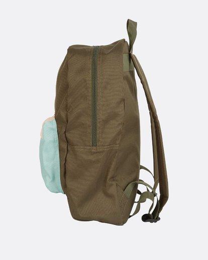 1 Schools Out Backpack Green JABKQBSC Billabong