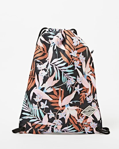 0 What A Cinch Backpack Multicolor JABKTBWH Billabong