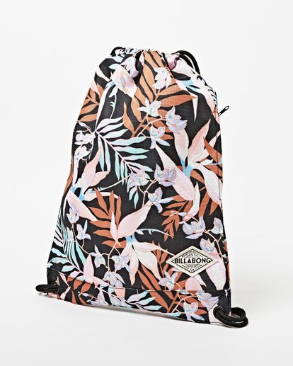 1 What A Cinch Backpack Multicolor JABKTBWH Billabong