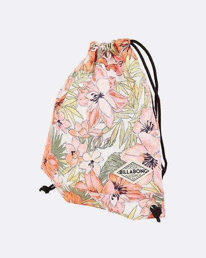1 What A Cinch Backpack Green JABKTBWH Billabong