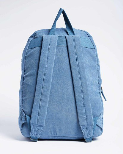 3 Schools Out Cord Backpack Blue JABKVBSC Billabong
