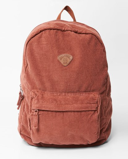 1 Schools Out Cord Backpack  JABKVBSC Billabong
