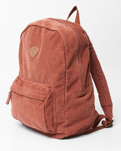 2 Schools Out Cord Backpack  JABKVBSC Billabong