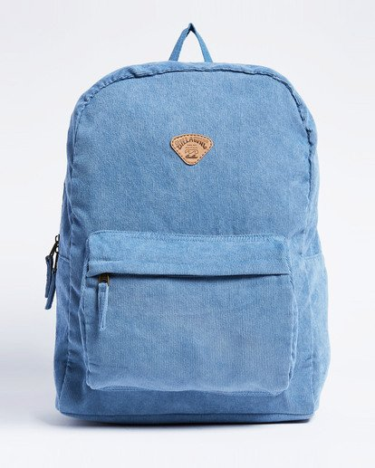 4 Schools Out Cord Backpack Blue JABKVBSC Billabong