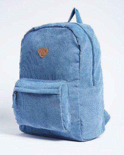 1 Schools Out Cord Backpack Blue JABKVBSC Billabong