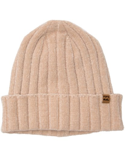 1 Warm Up Chenille Beanie Brown JABNQBWA Billabong