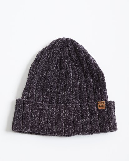 0 Warm Up Chenille Beanie Grey JABNQBWA Billabong