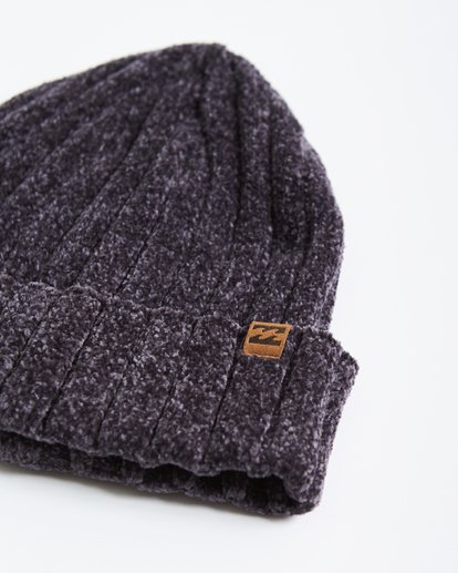 1 Warm Up Chenille Beanie Grey JABNQBWA Billabong