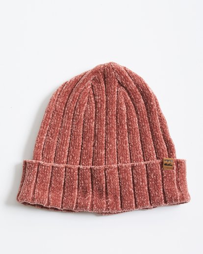 0 Warm Up Chenille Beanie Pink JABNQBWA Billabong