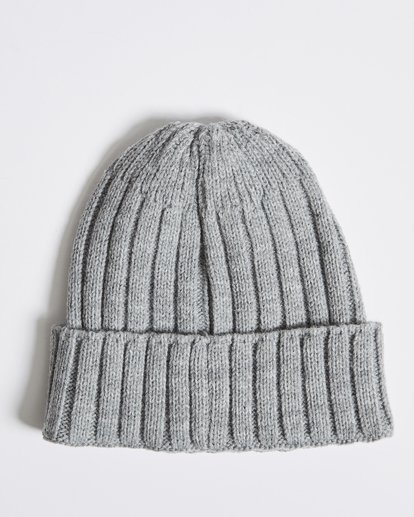 2 Cara Beanie Grey JABNWBCA Billabong