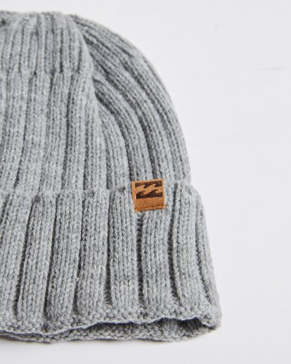 3 Cara Beanie Grey JABNWBCA Billabong