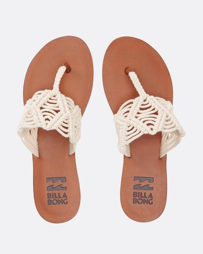 0 Setting Free Sandals  JAFTESET Billabong