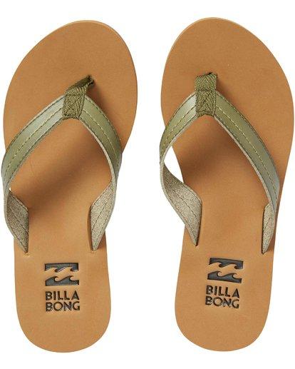 1 Azul Sandal Green JAFTKAZU Billabong