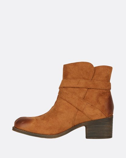 1 Ares Booties Brown JAFTLARE Billabong