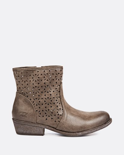 2 Bursting Sun Booties Brown JAFTLBUR Billabong